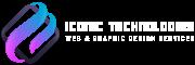 Iconic Technologies Graphic & Web Design Logo